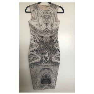 Zara midi body Concious dress